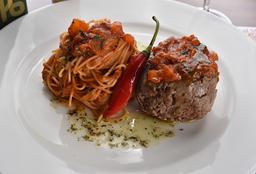"""Steak Haché À """"Helena Ranaldi"""""""