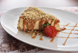 """Cheesecake Au Lait Sucré À """"Mariana Rios"""""""