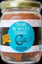 Creme de Avelã e Cookies