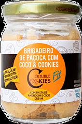 Brigadeiro de Paçoca com Coco & Cookies