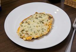 Omelete Catupiry