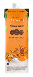 Bebida Vegetal Tal Da Castanha Mixed Nuts 1 L