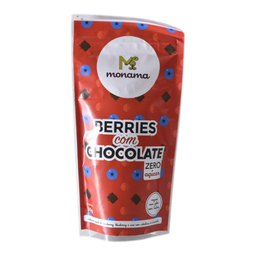 Berries Com Chocolate Monama Zero 80 g