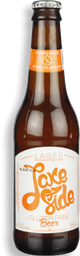 Cerveja Nacional Lake Side sem Glúten Long Neck Beer 355mL