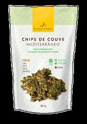 Chips de Couve Bianca Simões Mediterraneo 20 g