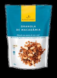 Granola Doce Bianca Simoes Macadâmia 250 g