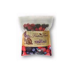 Mix Frutas Vermelhas Orgânica Congelado 1 Kg