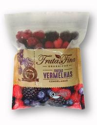 Mix Frutas Vermelhas Orgânica Congelado 300 g