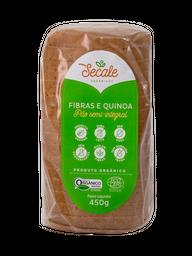 Pão Orgânico de Fibras E Quinoa 450 g