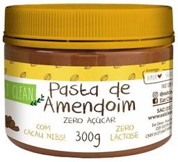 Pasta de Amendoim Ean Clean 300 g