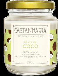 Pasta de Coco Castanharia 210 g