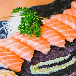 Sushi de Salmão 8 Unidades