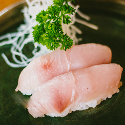 Sushi Peixe Branco Dupla