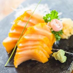 Sashimi Haddock