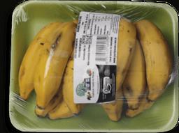 Banana Prata Orgânico Capela Da Penha 800 g