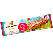 Barra Cereal Acai Orgânico Monama 25 g