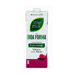 Chá Life Mix Boa Forma Hibisco 1 L