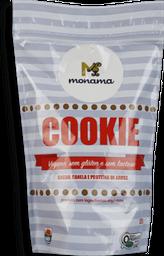 Cookie Cacau E Canela Monama 120 g