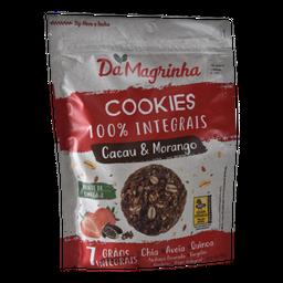 Cookies Da Magrinha Integral Cacau E Morango150 g