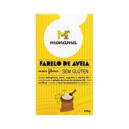 Farelo De Aveia Monama 200 g