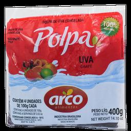 Polpa De Uva 400 g