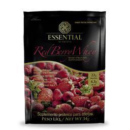 Red Berry Whey Saché Frutas Vermelhas 34 g