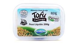 Tofu Cottage Organico Ecobras 200 g