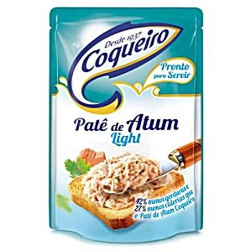 Pate Atum Light Coqueiro 170 G