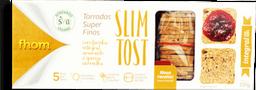 Torrada Fhom Slim Tost Integral 110 g