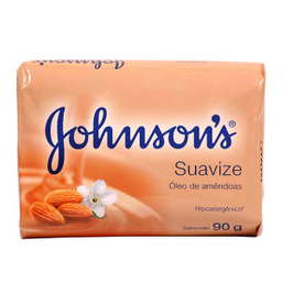 Sabonete Johnson's Óleo de Amêndoas 90 g
