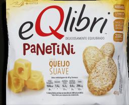 Biscoito de Queijo Suave Eqlibri Panetini 40 g