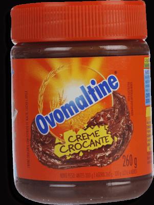 Creme Crocante Ovomaltine 260 g