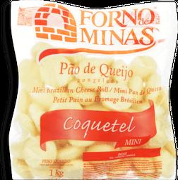 Pão De Queijo Coquetel Original Forno De Minas 1Kg