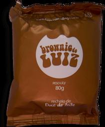 Brownie do Luiz Individual Doce De Leite 80 g
