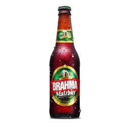 Cerveja Brahma Malzebier 355 mL
