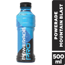 Isotônico POWERADE Sabor Mountain Blast 500 mL