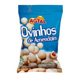 Ovinhos De Amendoim Agtal 150 g G