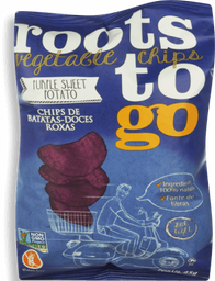 Snack Purple Sweet Potato Roots To Go 45 g