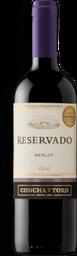 Vinho Chileno Tinto Merlot Concha Y Toro 750 mL