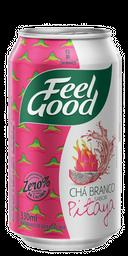 Chá Branco Feel Good com Pitaya Lata 330 mL