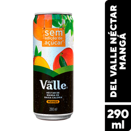 Suco Del Valle Manga Zero Açúcar 290 mL