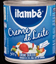 Creme de Leite Itambe em Lata 300 g