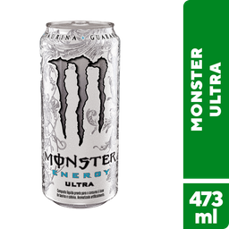 Energético Monster Energy Ultra 473 mL