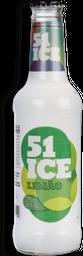 Ice 51 Sabor Limão Garrafa 275 mL