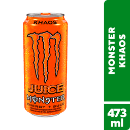 Energético Monster Energy Khaos 473 mL