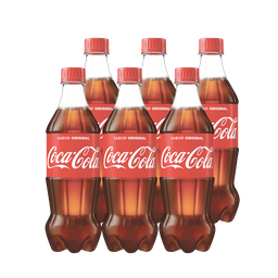 Refrigerante Coca-Cola PET 600 mL