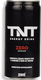 Energético TNT Zero Açúcar Lata 269 mL
