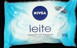 Sabonete Hidratante NIVEA Proteínas do Leite 90 g