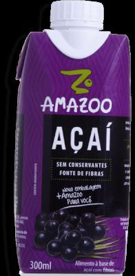 Amazoo Açai Tradicional 300 mL