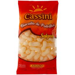 Biscoito Polvilho Cassini Salgado 100 g